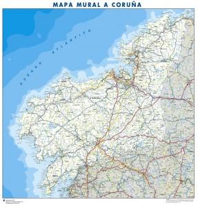 mapa magnetico A Coruña