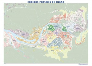 mapa magnetico Bilbao