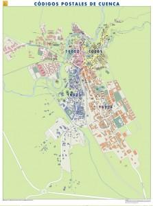 mapa magnetico Cuenca