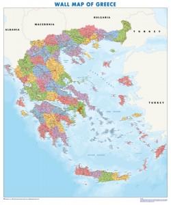mapa magnetico grecia