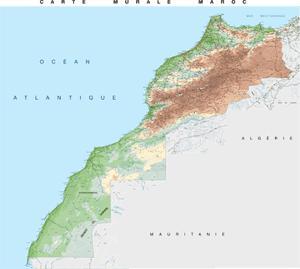 mapa magnetico marruecos
