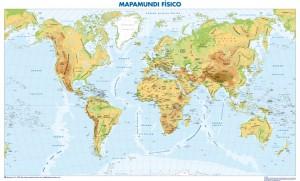 mapa magnetico mundo fisico