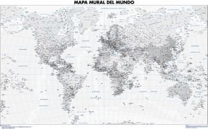 mapa magnetico mundo gama grises