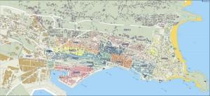 mapa magnetico  Santander
