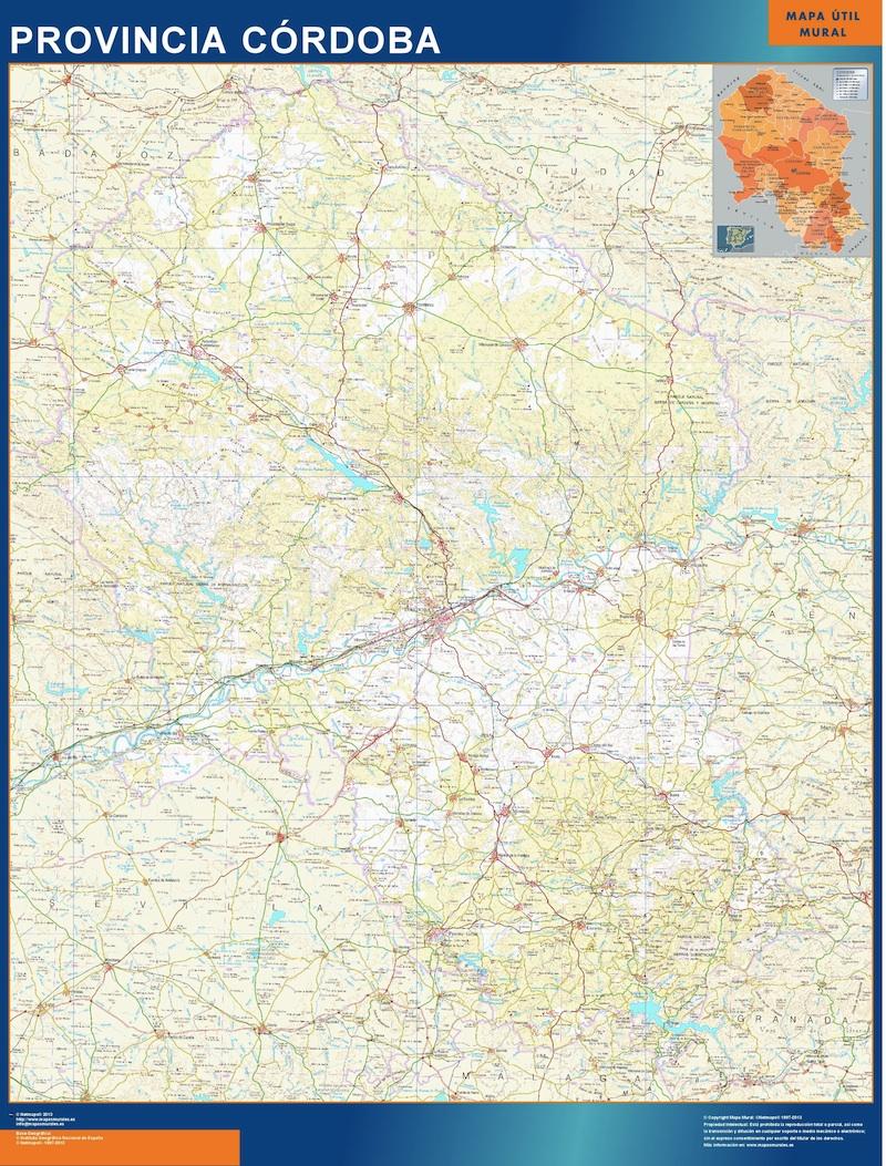 mapa magnetico cordoba