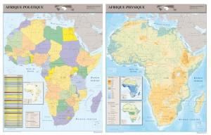 mapa magnetico africa