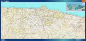 mapa magnetico asturias