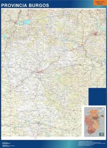 mapa magnetico burgos