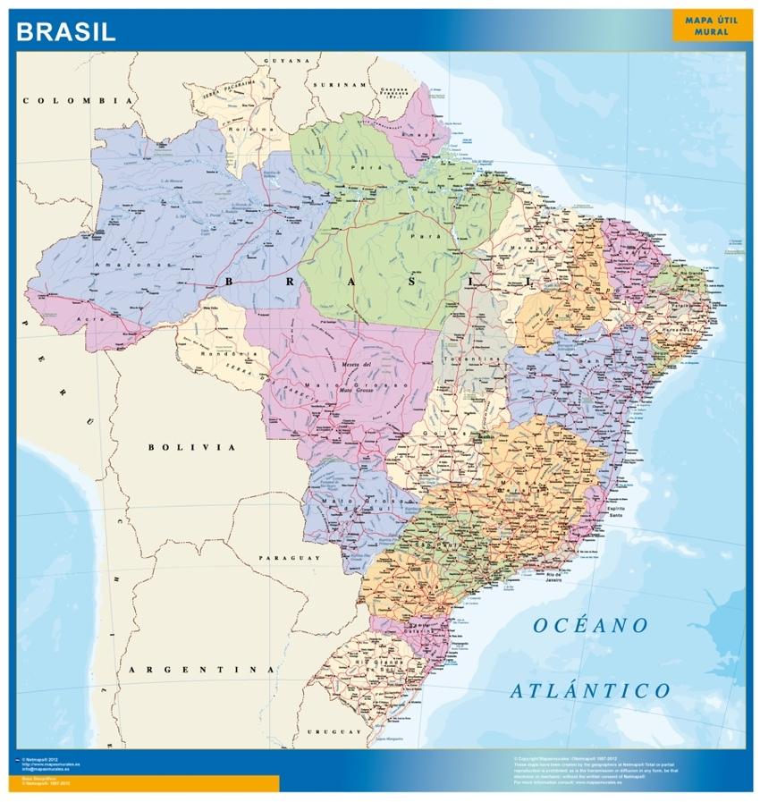 mapa magnetico brasil