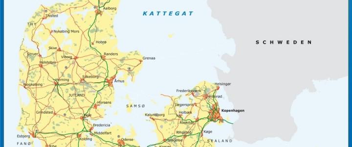 mapa magnetico dinamarca