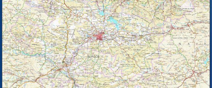 Mapa Magnetico Provincia Alava