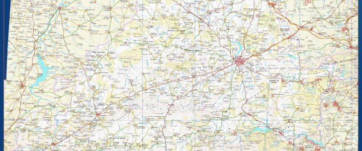 Mapa Magnetico Provincia Avila